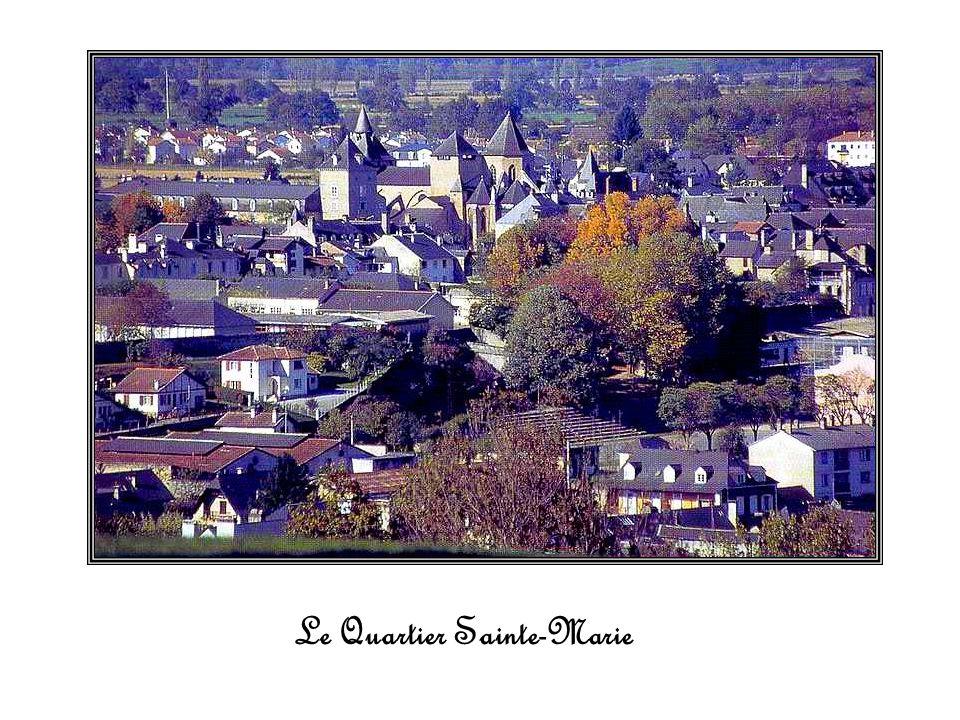 Oloron est la ville des eaux. Deux gaves se rejoignent : Le gave dAspe et le Gave dOssau, chacun portant le nom de la vallée quil traverse. Ils se rej