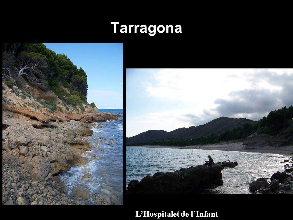 Tarragona LHospitalet de lInfant