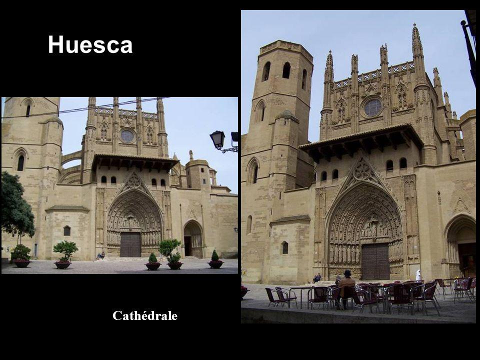 Huesca Cathédrale
