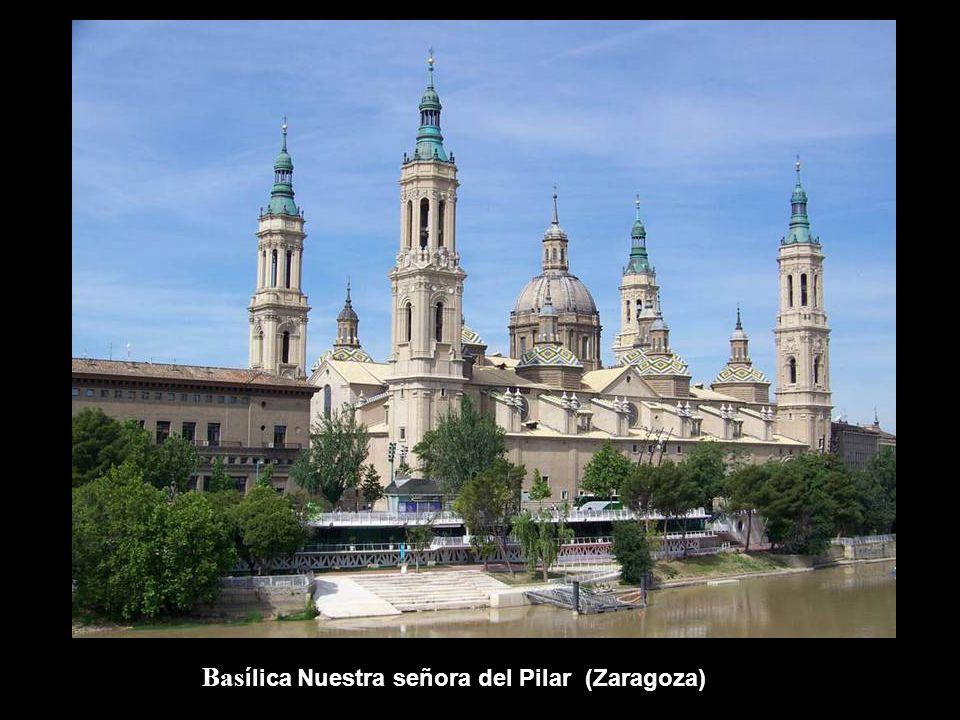 Bas ílica Nuestra señora del Pilar (Zaragoza)