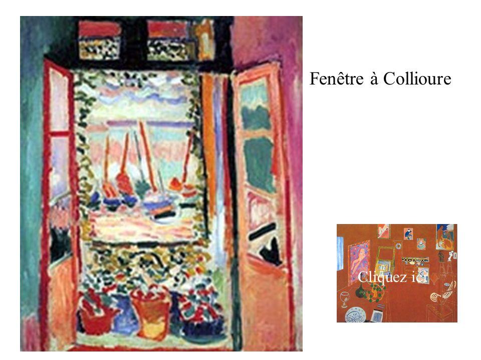 Cliquez ici Fenêtre à Collioure Cliquez ici
