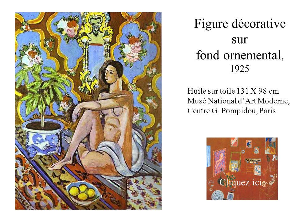 Marin II 1906-1907 Huile sur toile 100 X 80 cm Coll.part. Cliquez ici