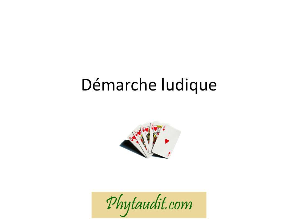 Démarche ludique Phytaudit.com