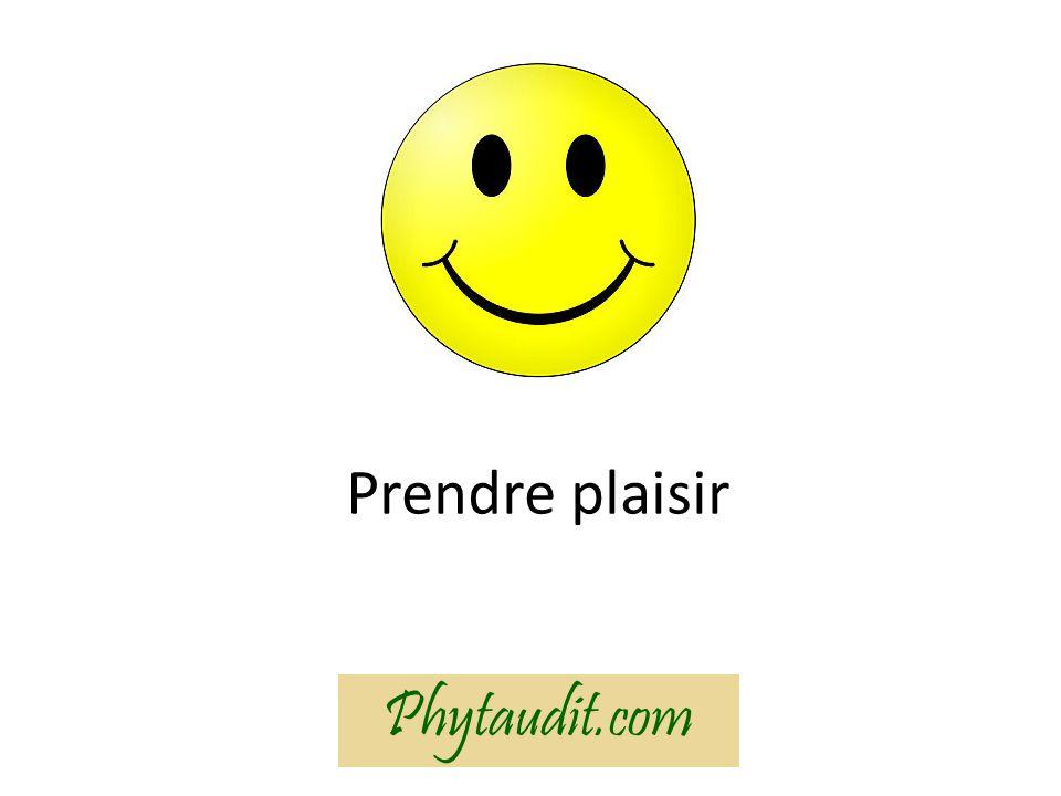 Prendre plaisir Phytaudit.com