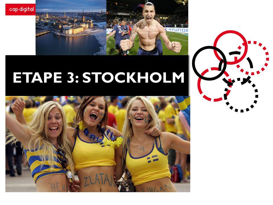 ETAPE 3: STOCKHOLM