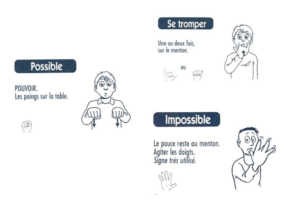 Création de signes Iconicité lexicale contours / adaptation à lobjet/trait caractéristique www.benoitvirole.com