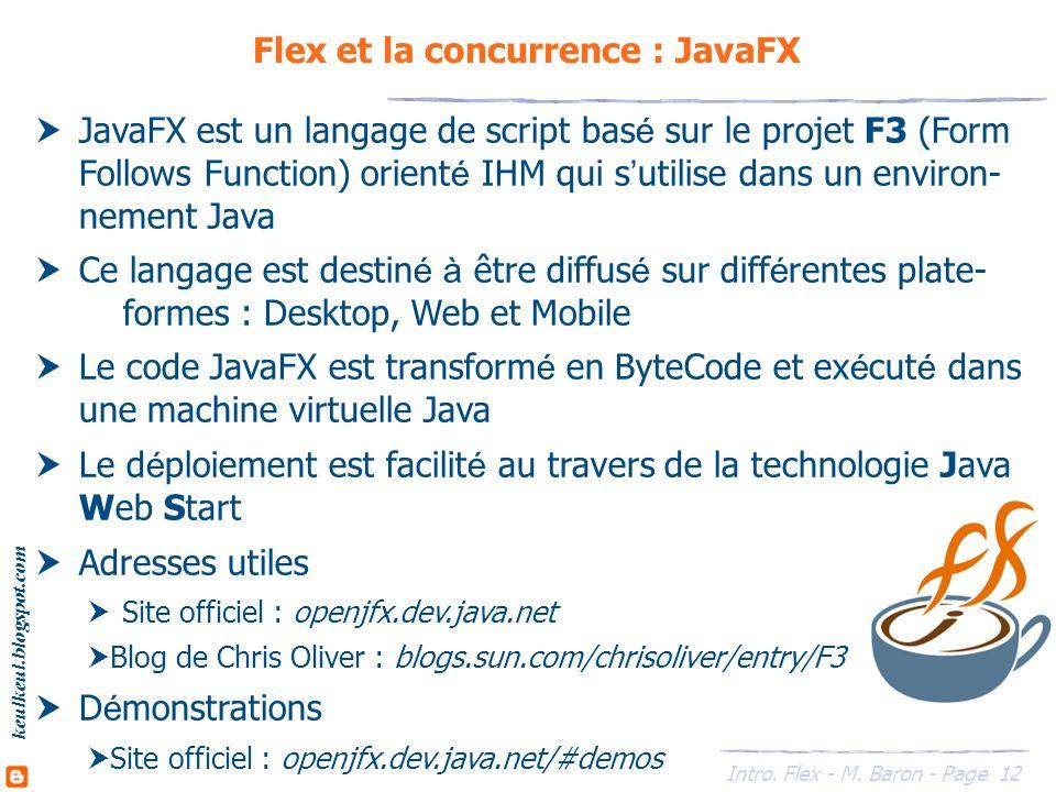 12 Intro. Flex - M.