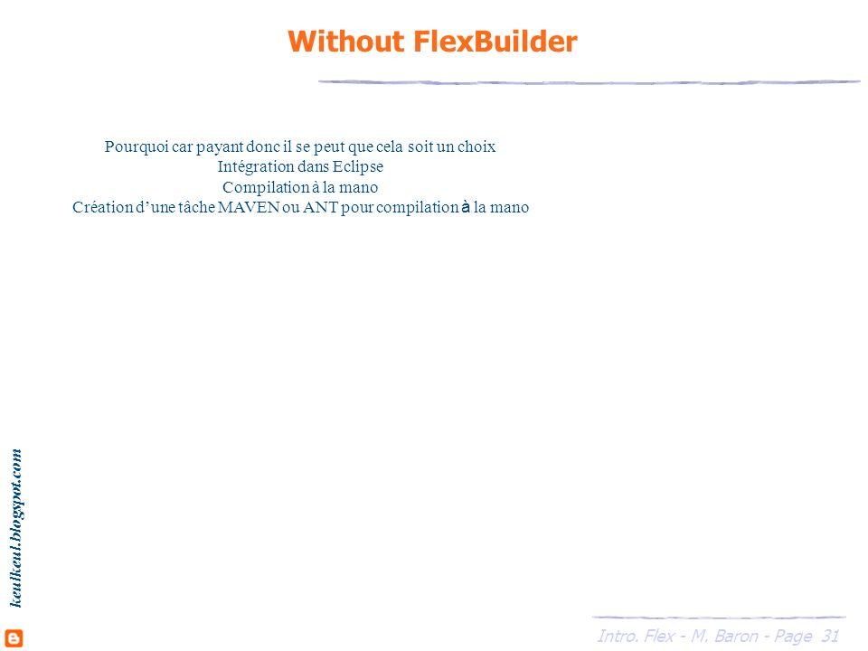 31 Intro. Flex - M.