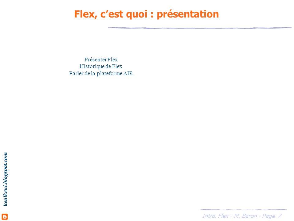7 Intro. Flex - M.