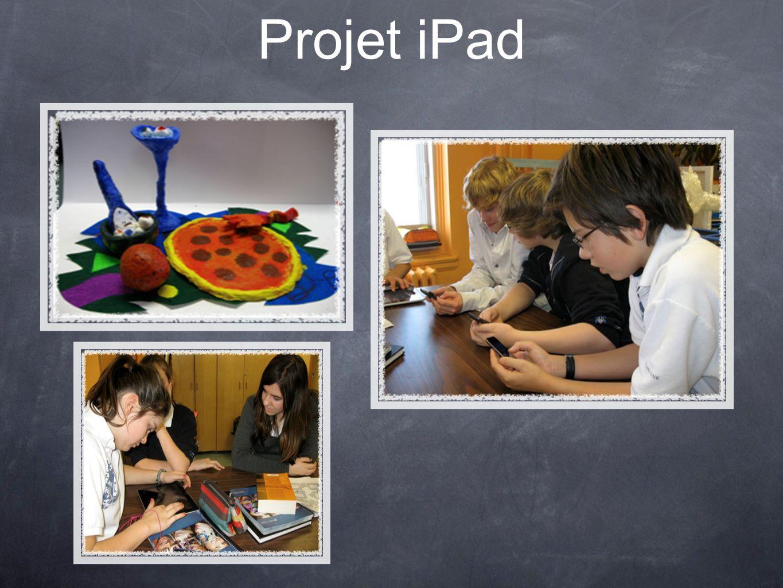 Projet iPad