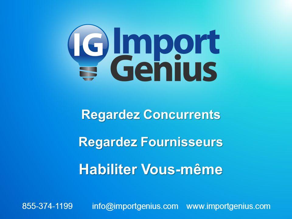 Import Genius vous donne accès en temps réel à de véritables archives de douane des États-Unis pour les importateurs et leurs fournisseurs américains.