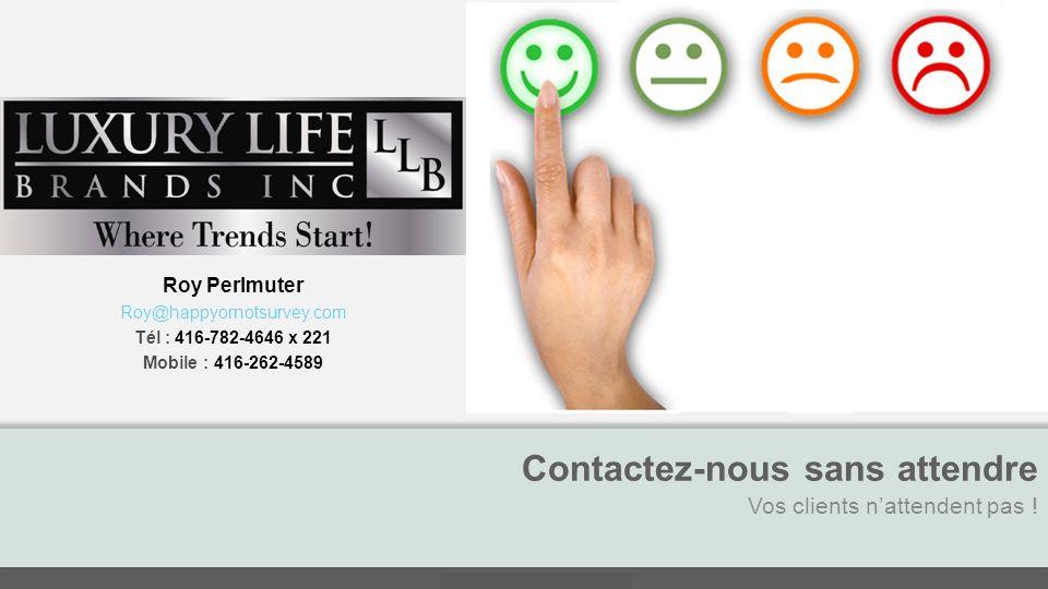 www.candc-corporate.com Contactez-nous sans attendre Vos clients nattendent pas .