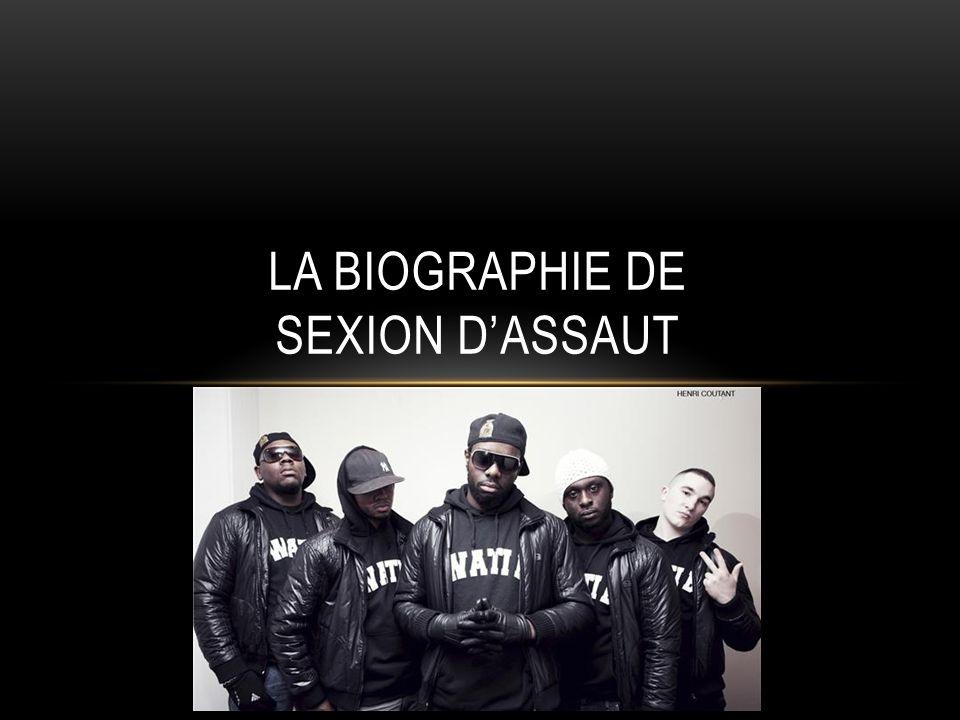 LA BIOGRAPHIE DE SEXION DASSAUT