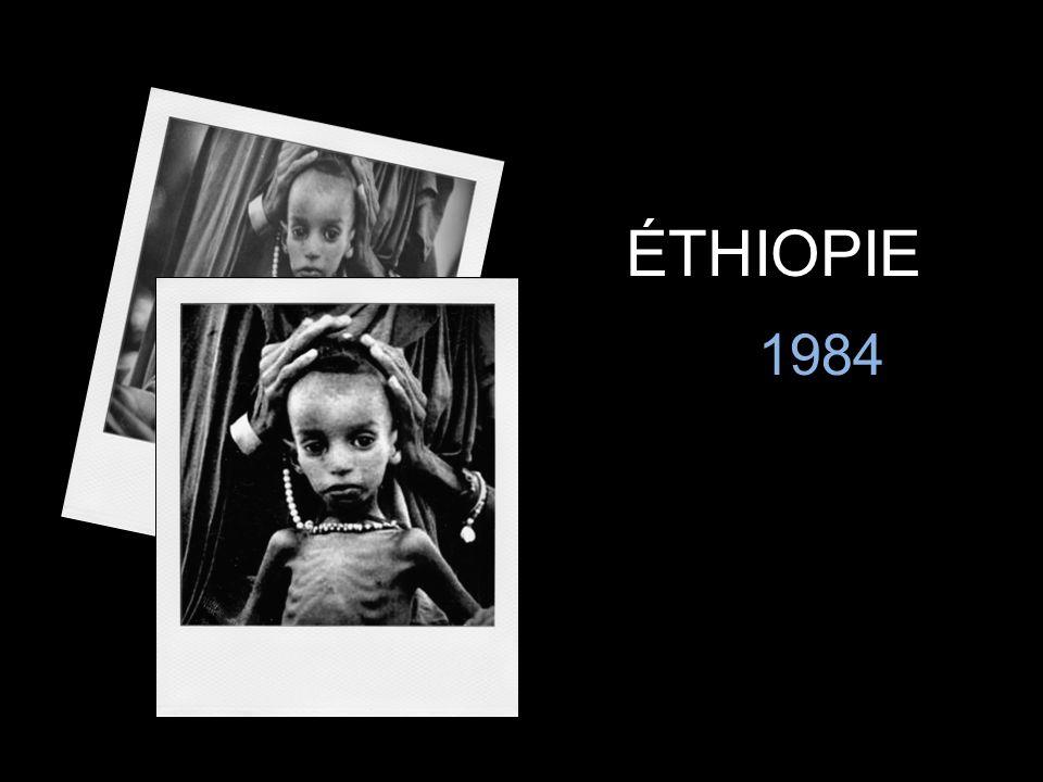 ÉTHIOPIE 1984