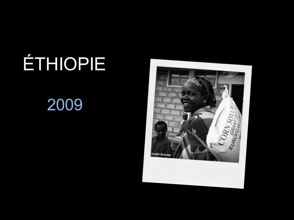 ÉTHIOPIE 2009