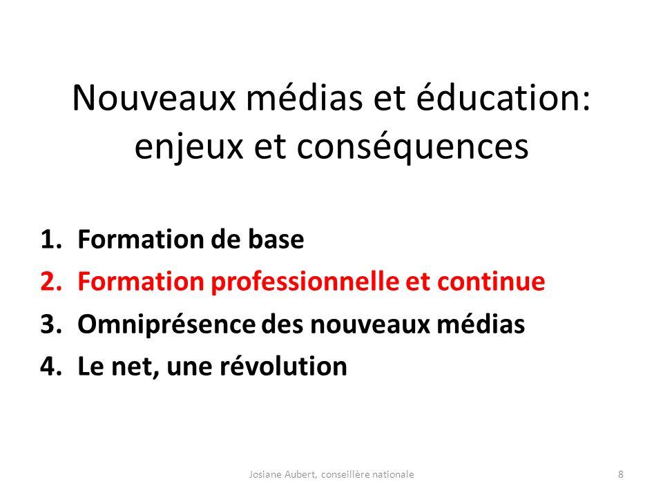 Formation des enseignants Querelle des «anciens» et des «modernes»: moyens technologiques ou contenus… HEP intègrent les TIC, mais comment .