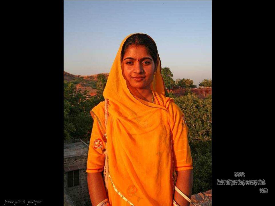 Jaswant Thada, le cénotaphe du maharaja Jaswant Sing II
