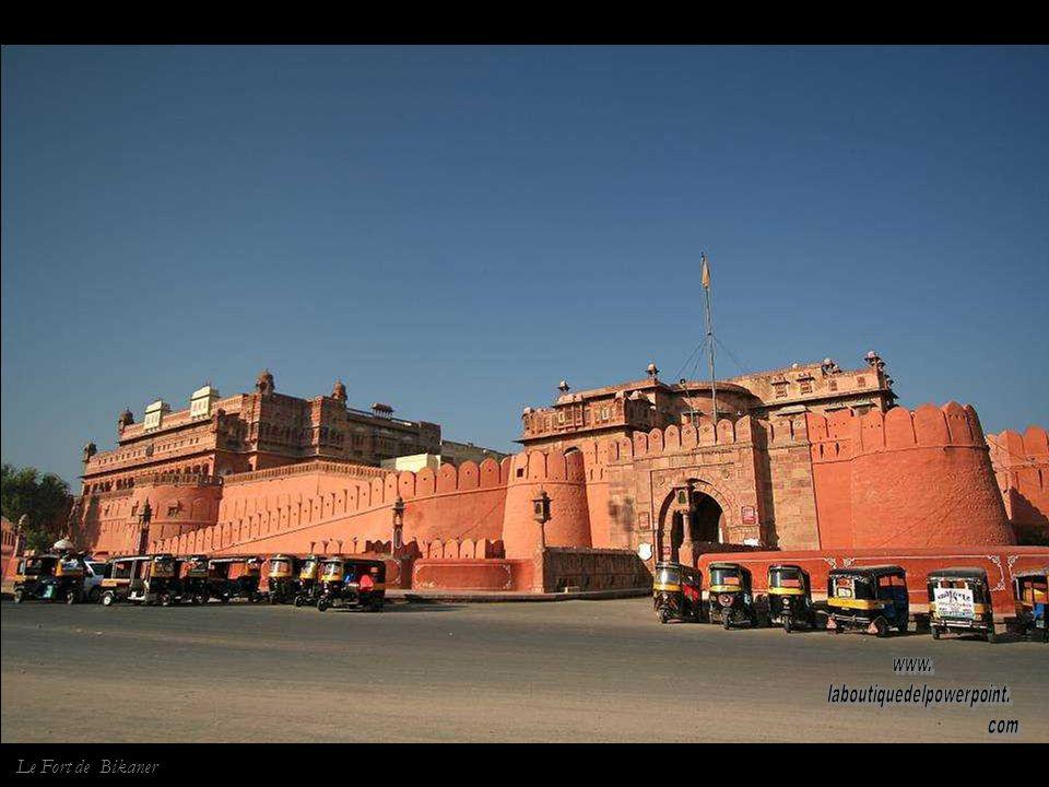 Le Fort de Bikaner