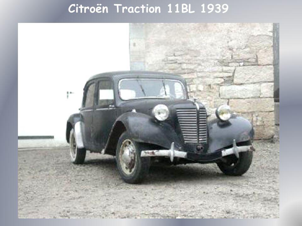 Traction coupé BI 1938