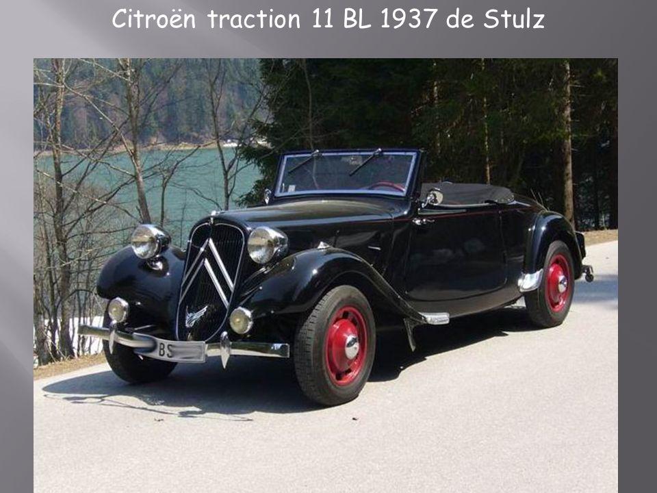 Citroën Traction 11 B 1950