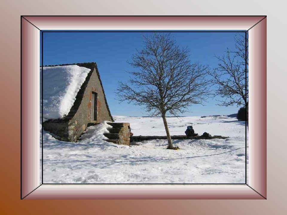 Lhiver, cest la saison du recueillement de la terre, son temps de méditation, de préparation.