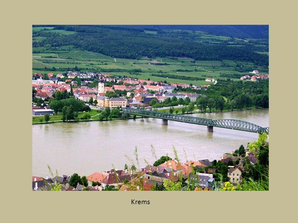 Au cœur de la Wachau : Durnstein