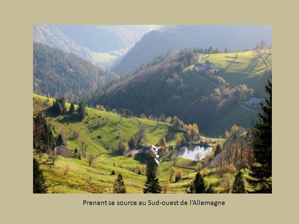 Fleuve aux rives ponctuées de trésors depuis la Foret Noire jusqu à la Mer Noire sur 2900 kms traversant Ulm, Regensburg, Passau, Vienne, Bratislava,