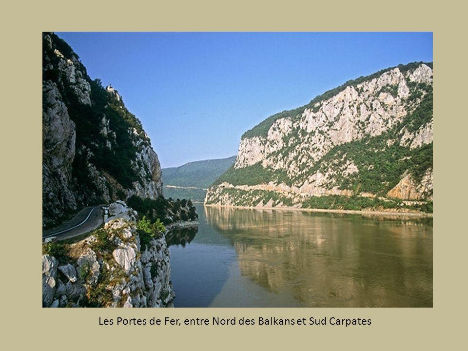 Donji Milanovac (Serbie) Parc naturel de Djerdap