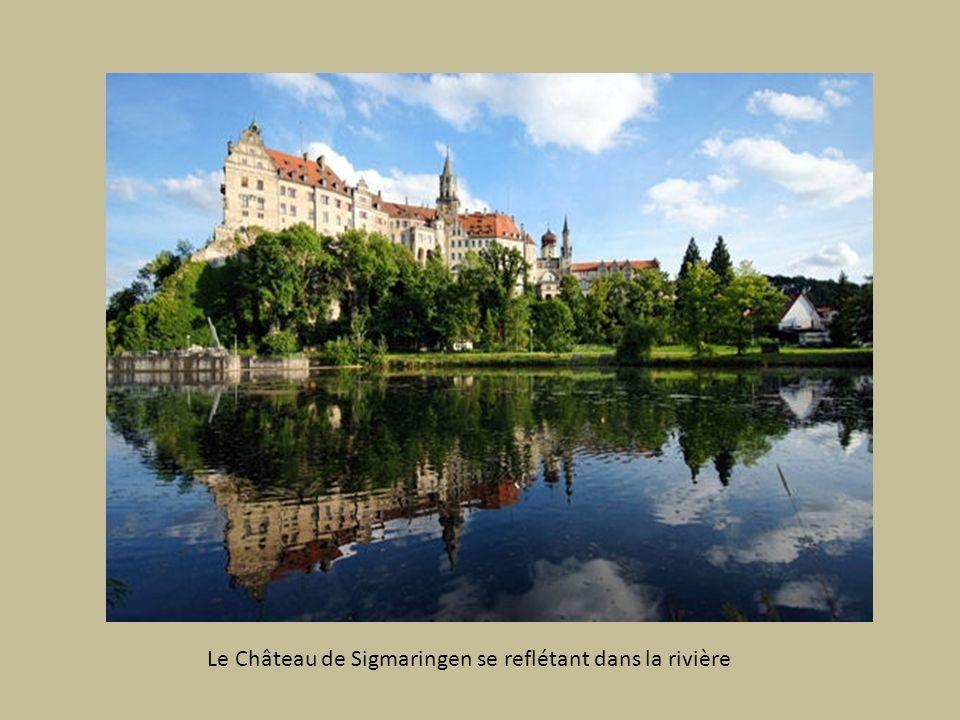 Donaueschingen à la lisière de la Foret Noire