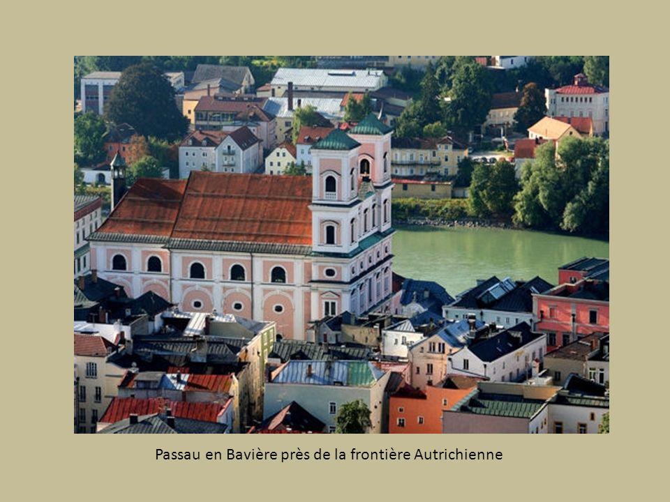 Le nom de Danube est dorigine latine Danubins dieu romain des fleuves
