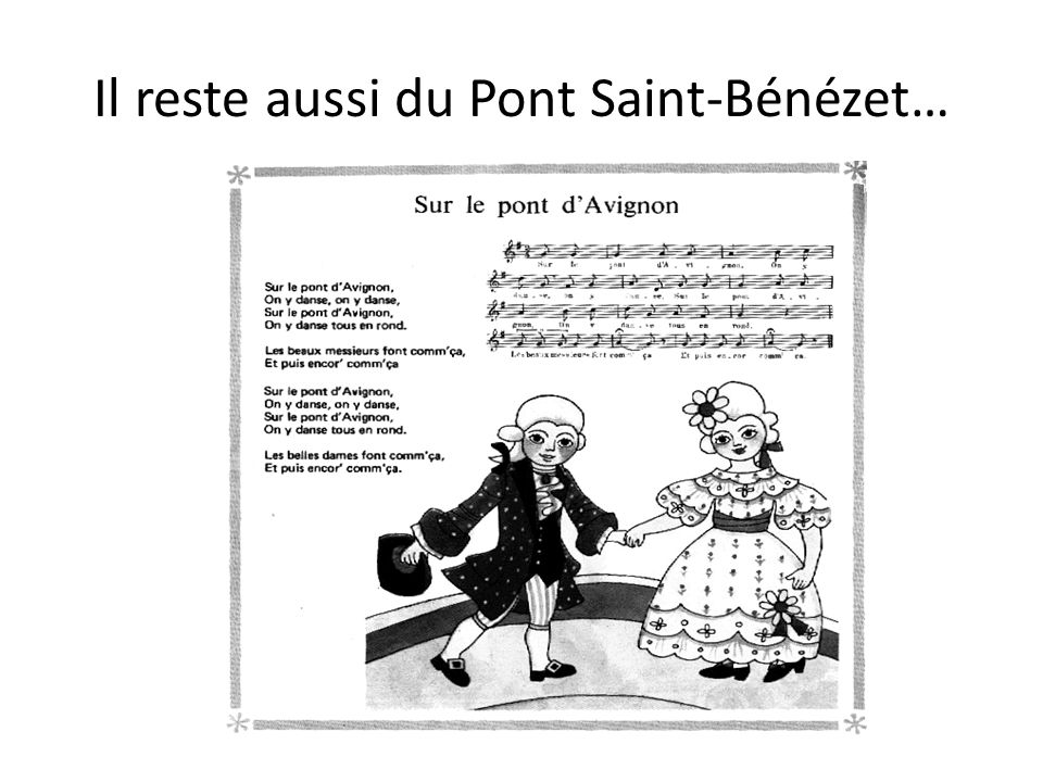 Les Papes en Avignon Au XIVème siècle, les Papes se sont installés à Avignon : 7 se sont succédé.
