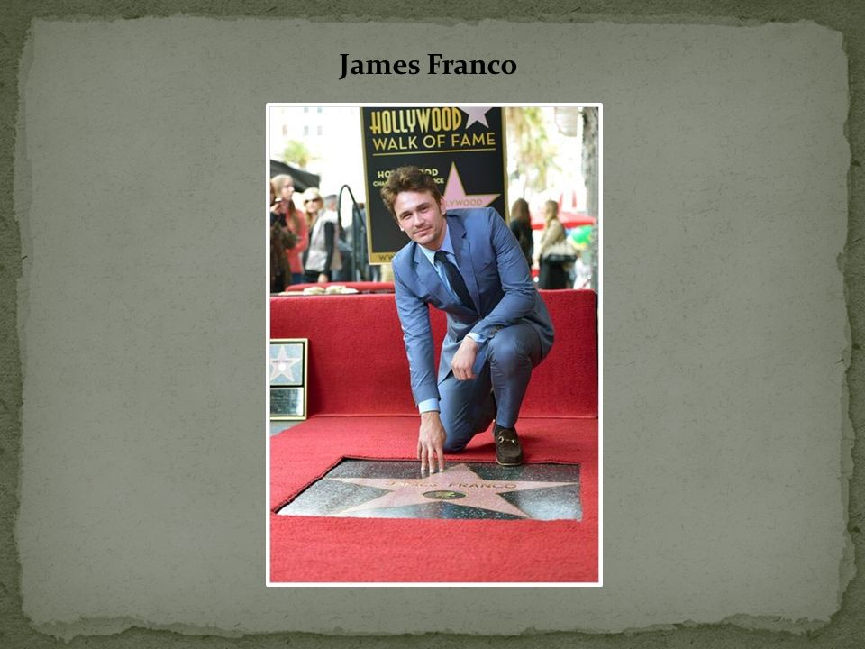 Dave Franco est le frère de...