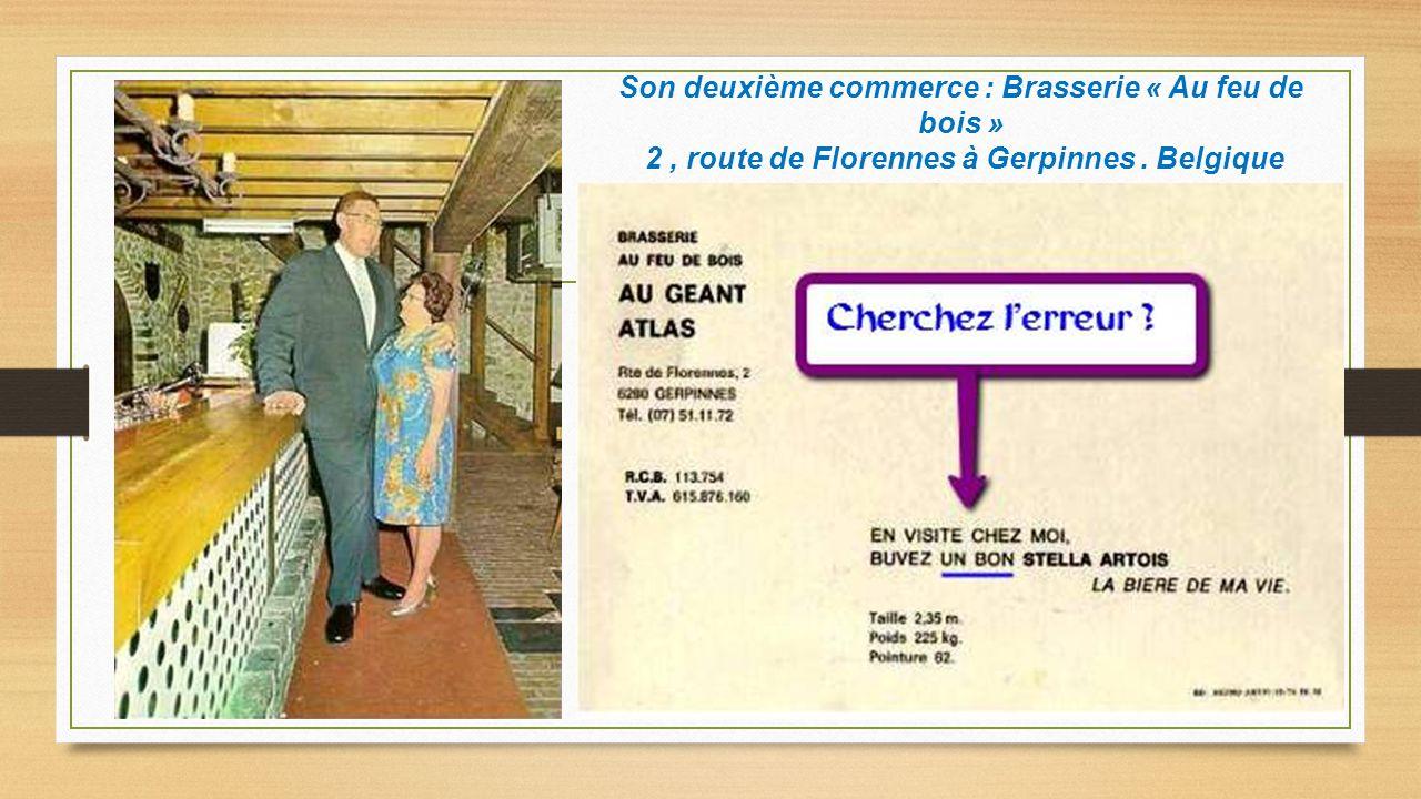 Pour lavoir connu, Fernand était la gentillesse même. Michel59