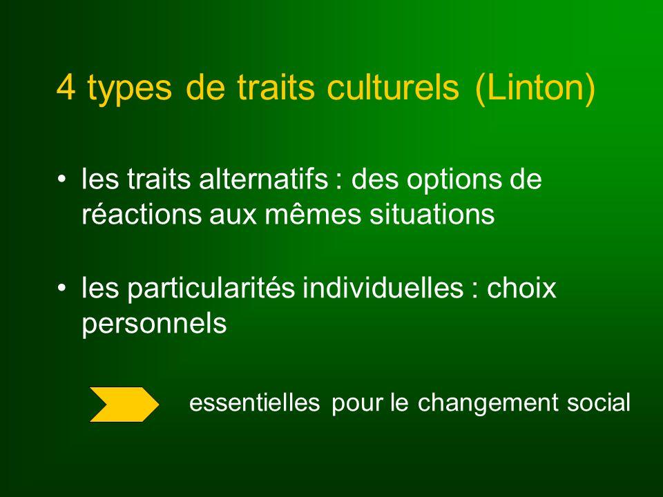 critique 1 la culture modèle les individus, elles les imprègne.