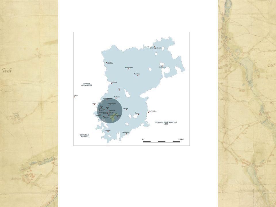 Les élites seigneuriales traditionnelles : féodalité, activités économiques et urbanisation ZAVENTEM Lambert de Zaventem et son fils Daniel détiennent en fief de Lambert [de Kraainem] vers 1122-23 la seigneurie de Zaventem; Lambert est fréquemment cité comme témoins dans les chartes ducales dans les années 1130-1140; Gosuin de Zaventem est fréquemment cité comme témoins dans les chartes ducales dans les années 1160-1190; Godefroid II de Zaventem est connu comme échevin de Bruxelles en 1267-1269; Henri II de Zaventem, chevalier, est à la tête dun groupe de 2 chevaliers et 16 écuyers lors de la chevauchée du duc Jean III en 1339 dans le cadre de la guerre de Cent ans et de ses obligations militaires envers le roi dAngleterre Édouard III.