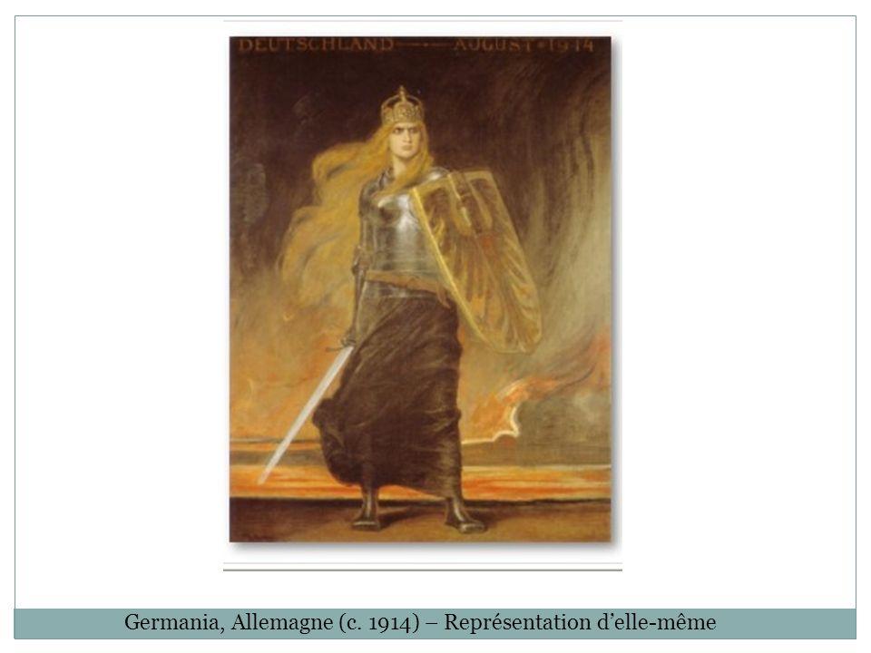 Allemagne, représentation des États-unis: U.S. Govt (H.R. Hopps), 1917