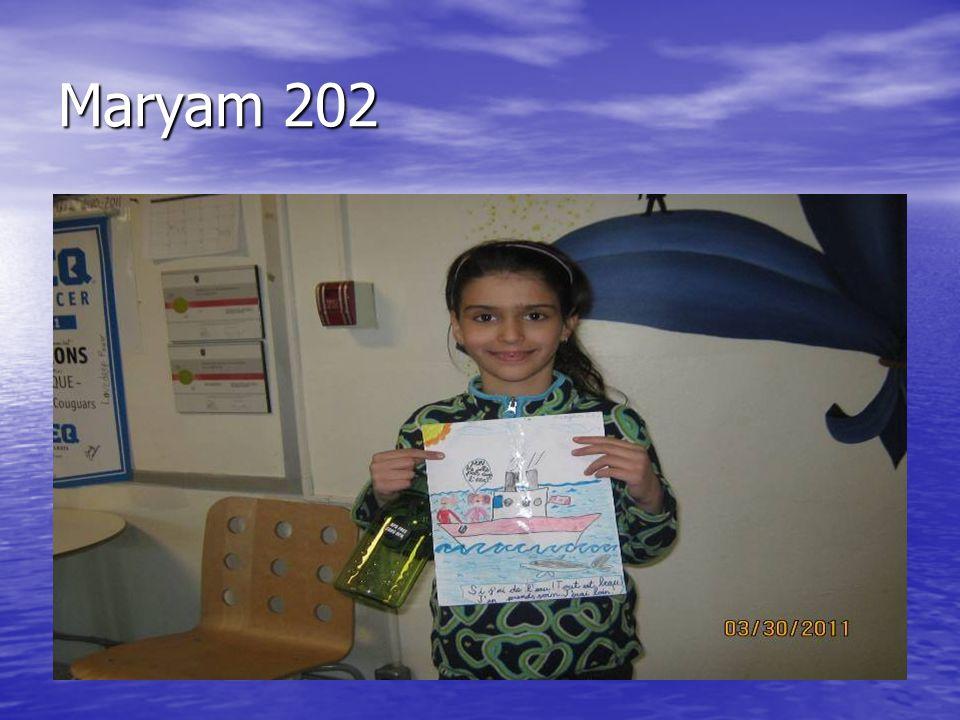 Maryam 202