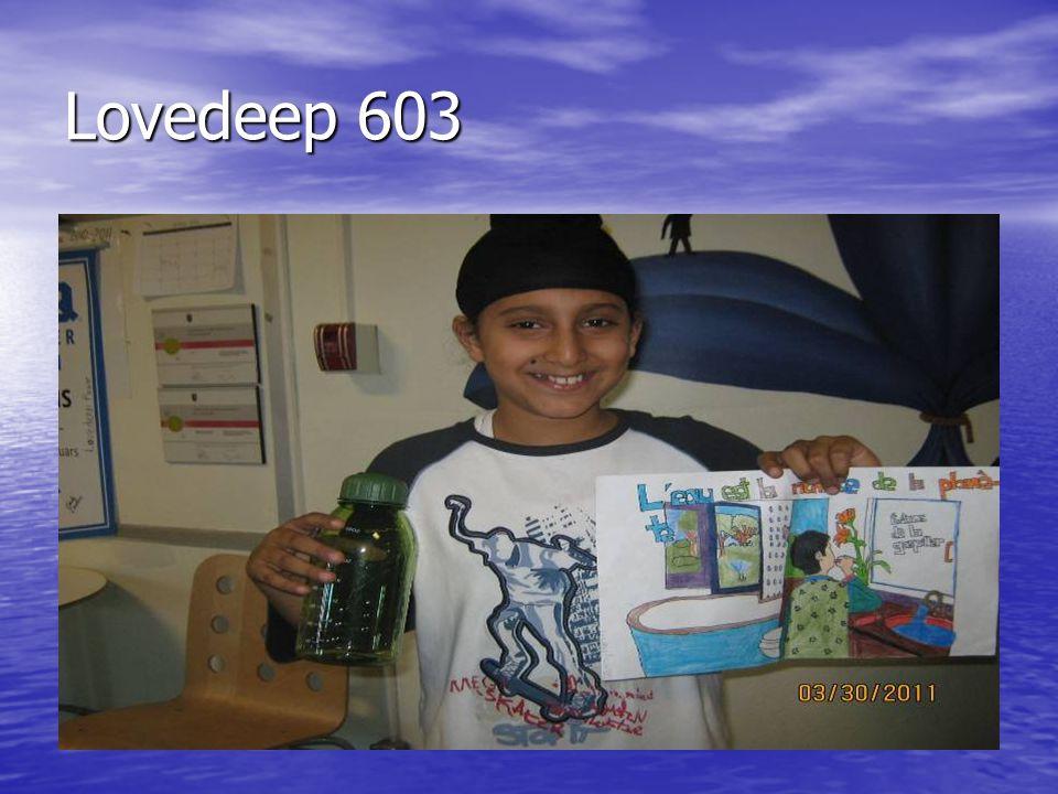 Lovedeep 603