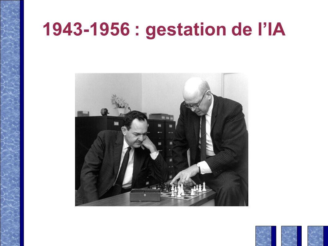 1943-1956 : gestation de lIA