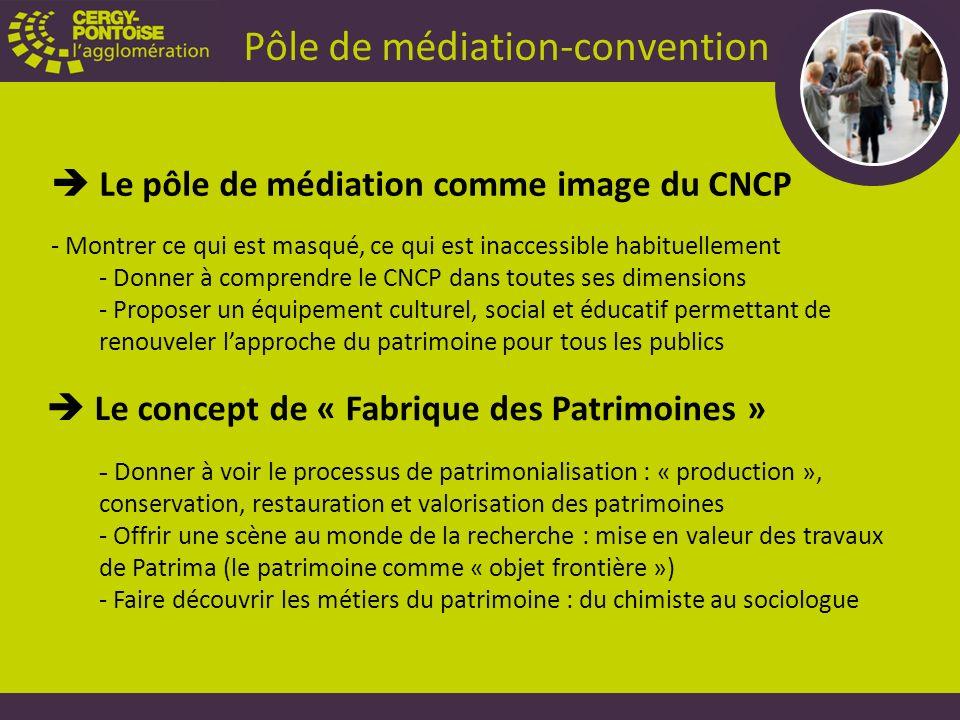 Pôle de médiation-convention