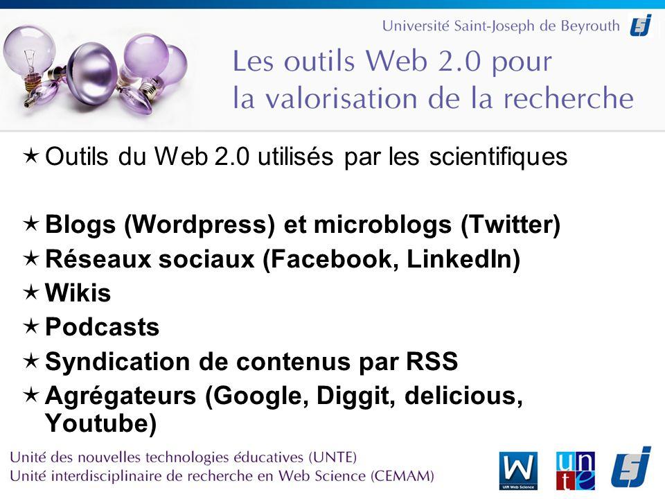 Science 2.0 .(Olivier Ertzscheid) E-Science .