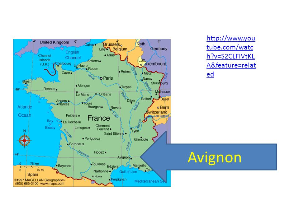 Avignon http://www.you tube.com/watc h v=S2CLFIVtKL A&feature=relat ed