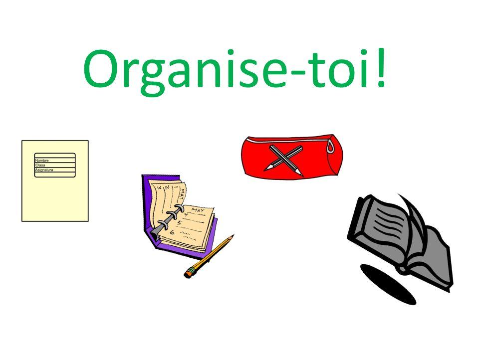 vendredi vingt-huit (28) juin 2013 Comment préparer pour nos contrôles En classe
