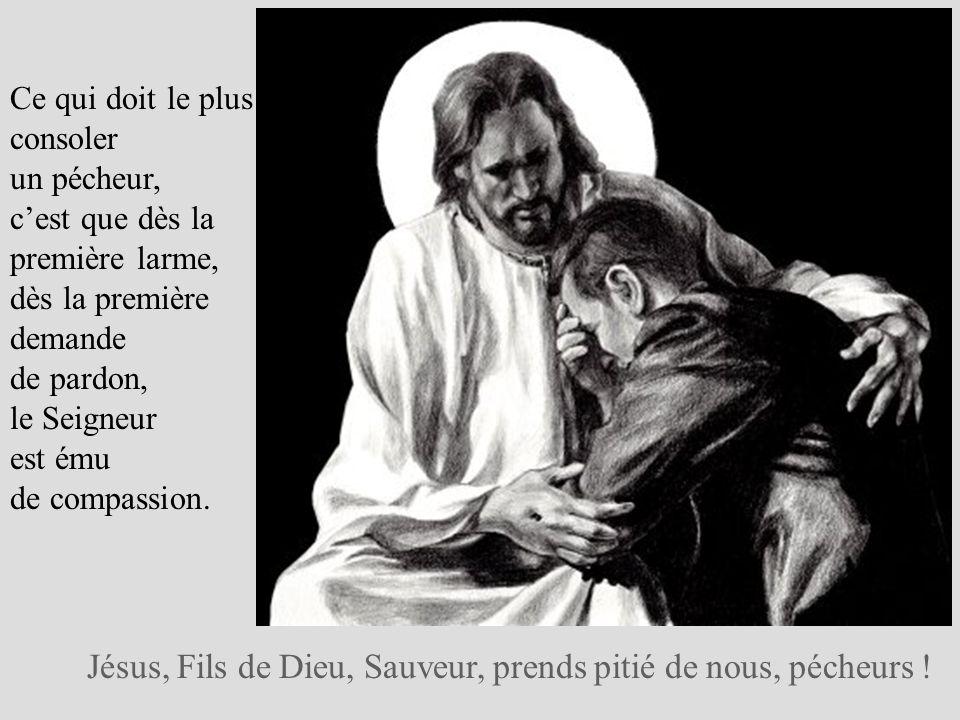 « Les plus grands pécheurs pourraient devenir les plus grands saints sils avaient confiance en ma Miséricorde. » Jésus à sainte Faustyna