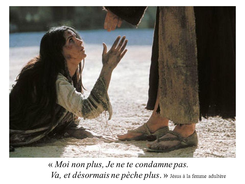 Naie pas peur ! Laisse-toi regarder par le Christ, car Il taime !