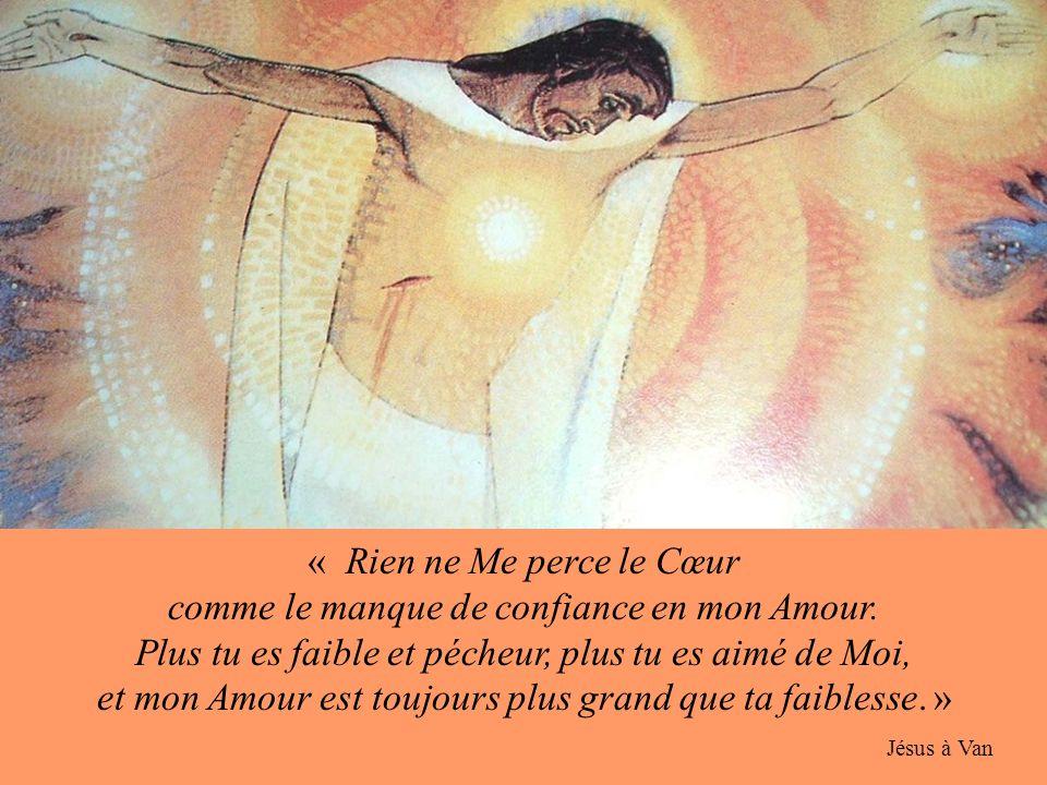 « Le plus grand péché, cest de désespérer de la Miséricorde divine. » Jésus à Maria Valtorta « Si tu es un abîme de misère, naie pas peur car Je suis
