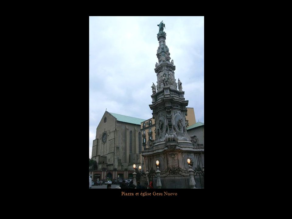 Piazza Gesu Nuovo