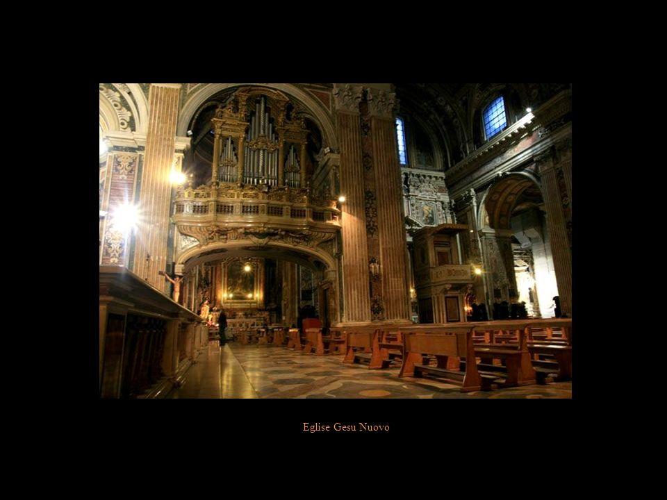 Eglise Gesu Nuovo