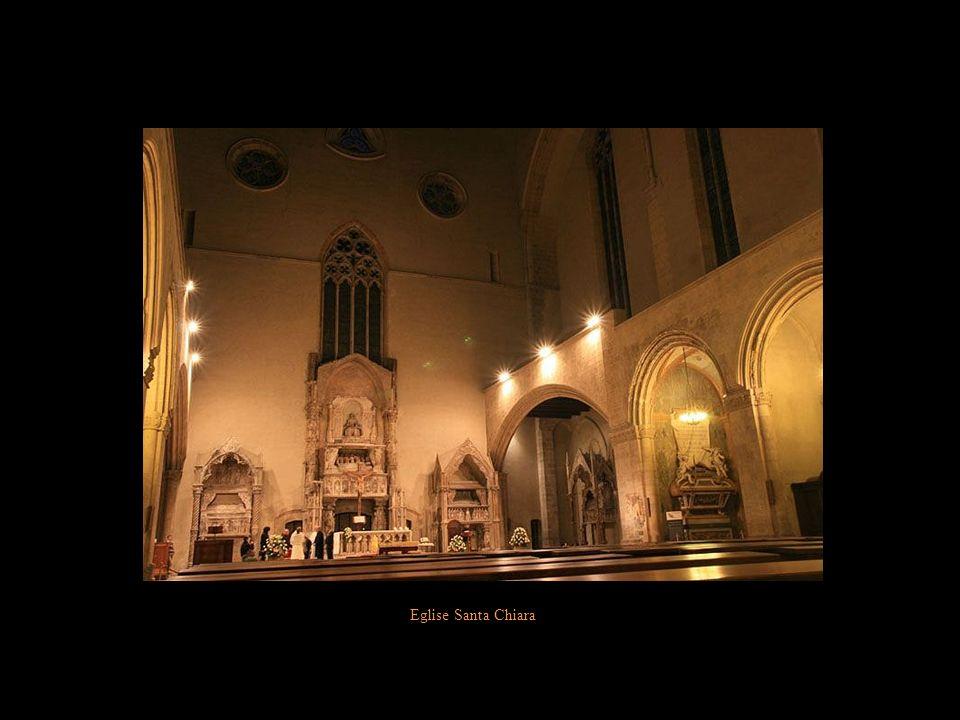 Eglise Santa Chiara