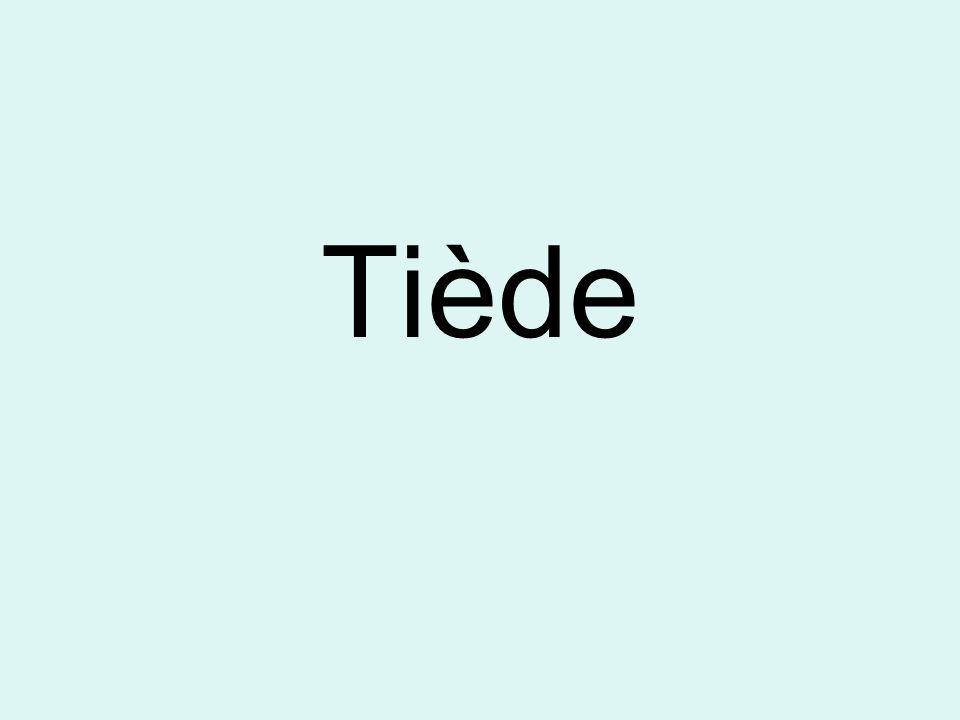 Tiède